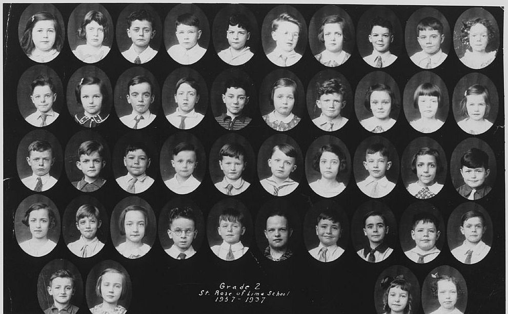 Class of '44 in '37