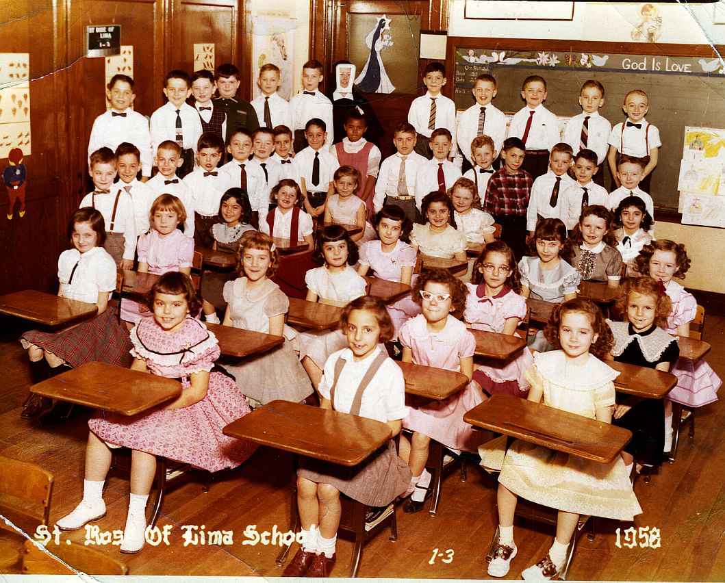 Class of '65 in '58