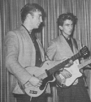 1959 Hofner Club 40 Hollow Body Fawn Colored Electric Vintage Unknown Although McCartney Says In An Interview That Lennon And Harrison Both Bought