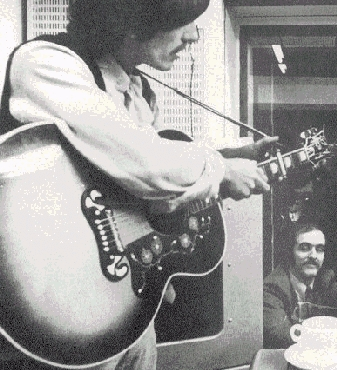 Super post guitarras de George Harrison