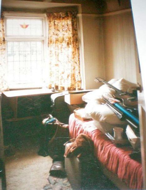mendips room